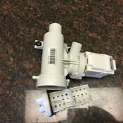 Ge Washer Drain Pump Assembly Wh23x10028