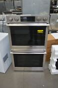 Samsung Nv51k7770ds 30 Stainless Double Electric Wall Oven Nob 50540 Hrt