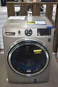 Ge Gfw650spnsn 28 Satin Nickel Top Load Washer Nob 92898 Hrt