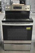 Ge Jb645rkss 30 Stainless Freestanding Electric Range 91130 Hrt