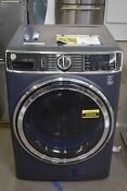 Ge Gfw850spnrs 28 Royal Sapphire Front Load Washer Nob 92004 Mad