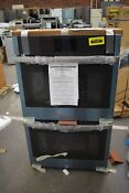 Ge Profile Ptd7000snss 30 Stainless Electric Double Wall Oven Nob 101887