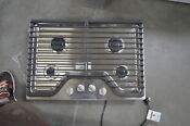 Whirlpool Wcg51us6ds 36 Stainless 5 Burner Gas Cooktop Nob 28517 Mad