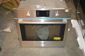 Bosch Hbl5451uc 30 Stainless Single Electric Wall Oven Nob 19574 Mad