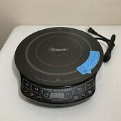Precision Nuwave Induction Cooktop Pro 30301 Ar 1800w