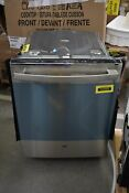Ge Ddt700ssnss 24 Stainless Fully Integrated Dishwasher Nob 102684
