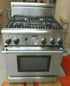 Thermador Pgr304 Professional Series 30 Self Cleaning Gas Range