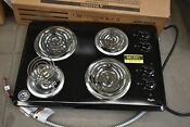 Whirlpool Wcc31430ab 30 Black Electric Cooktop Nob 103196