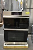 Dacor Doc30m977ds 30 Stainless Microwave Oven Combo Wall Oven Nob 102342