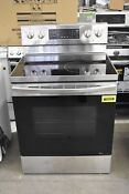 Samsung Ne59r4321ss 30 Stainless Freestanding Electric Range 103575