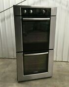 Bosch 500 Series Hbn5650uc 27 Double Oven Untested
