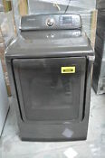 Samsung Dve52m7750v 27 Front Electric Dryer Black Stainless Steam 29682 Clw