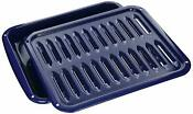 Oem 5304442087 Frigidaire Wall Oven Broiler Pan And Inser