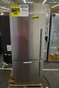 Fisher Paykel Rf135bdlx4 25 Stainless Bottom Freezer Refrigerator T2 104254