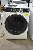 Ge Gfd85gssnww 28 White Front Load Natural Gas Dryer Nob 102258