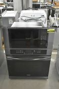 Frigidaire Fgmc3066ud 30 Stainless Microwave Oven Combo Wall Oven Nob 104075