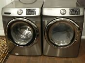 Samsung Front Loading Washer And Dryer