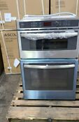 Open Box 27 Built In Ge Profile Oven Microwave Stainless Steel Pk7800skss