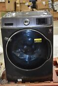 Samsung Wf56h9100ag 30 Onyx Front Load Washer 45787 Cln