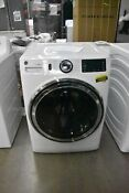 Ge Gfw650ssnww 28 White Front Load Washer Nob 105809
