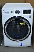 Ge Gfw550ssnww 28 White Front Load Washer Nob 88099