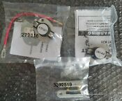 Kenmore 700 Series Whirlpool Dryer Parts Belt Thermostat Fuse Thermal Kit New