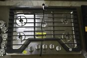 Whirlpool Wcg77us0hs 30 Stainless 5 Burner Natural Gas Cooktop Nob 107223