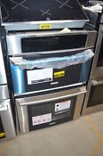 Electrolux Ew30mc65js 30 Stainless Microwave Oven Combo Wall Oven 134 Mad