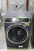 Ge Gfw850spnrs 28 Sapphire Blue Front Load Washer Nob 108312