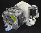 G E Dishwasher Pump And Motor Assembly Wd26x10051 Wd26x10035 Msrp New 181 56