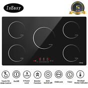 Iseasy 36 Electric Induction Cooker Built In 5 Zone Burner Touch Control Hob Us