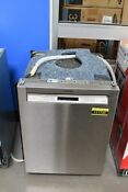 Bosch Ascenta She84awg5n 24 Stainless Full Console Dishwasher Nob 111735