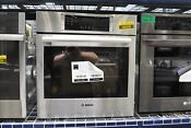 Bosch Hbn8451uc 27 Stainless Electric Single Wall Oven Nob 45908