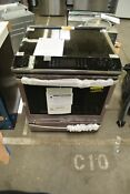 Ge Profile Pss93ypfs 30 Stainless Slide In Electric Range Nob 112828