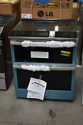 Ge Profile Ps960slss 30 Stainless Double Oven Electric Range Nob 106746