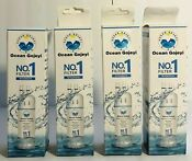 Lot Of 4 Ocean Gojeyi W1029537a Kenmore Whirlpool Maytag No 1 Water Filter