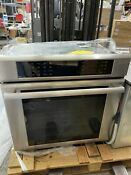 Thermador 30 Masterpiece Series Single Wall Oven Model Me301js New