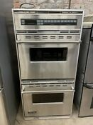 Viking Vgd0271ss Dual Oven Gas Self Cleaning Oven 27 X55 X25