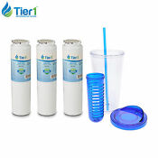 Maytag Ukf8001 Edr4rxd1 4396395 46 9006 Comparable Water Filter 3 Pack