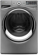 Whirlpool Wfw96heac 27 Chrome Shadow Front Load Washer Nib 8446