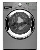 Whirlpool Wfw86hebc 27 Chrome Shadow Front Load Steam Washer New Nib 9281
