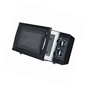 Compact Microwave Oven Small 0 6 Cu Ft W 600w Black Apt Dorm Home Office Seniors