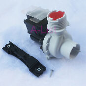 New 137221600 Drain Pump For Frigidaire Washer 137108100 134051200