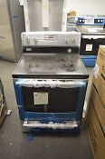 Maytag Mer8700ds 30 Stainless Freestanding Electric Range Nob T 2 15171 Clw