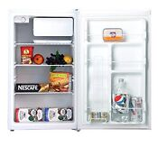 Midea Whs 160rss1 Compact Single Reversible Door Refrigerator 4 4 Ft 2