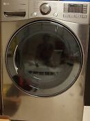 Lg Gas Dryer Stainless Steel