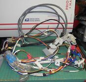 Genuine Oem Lg Tromm Wm1814cw Wireing Harness Complete With Vibration Sencor