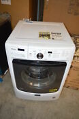 Maytag Mhw3505fw 27 White Front Load Washer Nob 16774