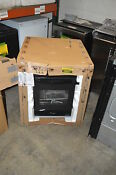 Whirlpool Wos11em4eb 24 Black Single Electric Wall Oven Nob 15917