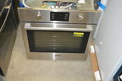 Bosch Hbl5351uc 30 Stainless Single Electric Wall Oven Nob 17058